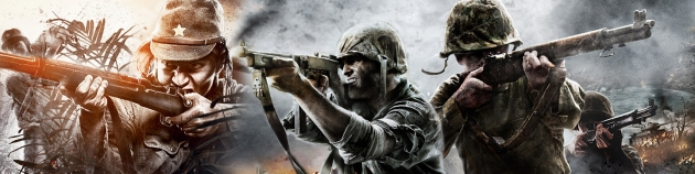 Personnages Call of Duty 5