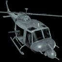 Mitrailleur d'hélicoptère